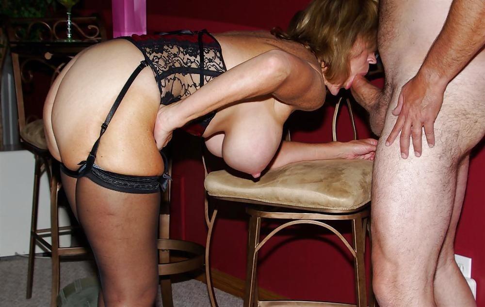 Fuck mature wife garter