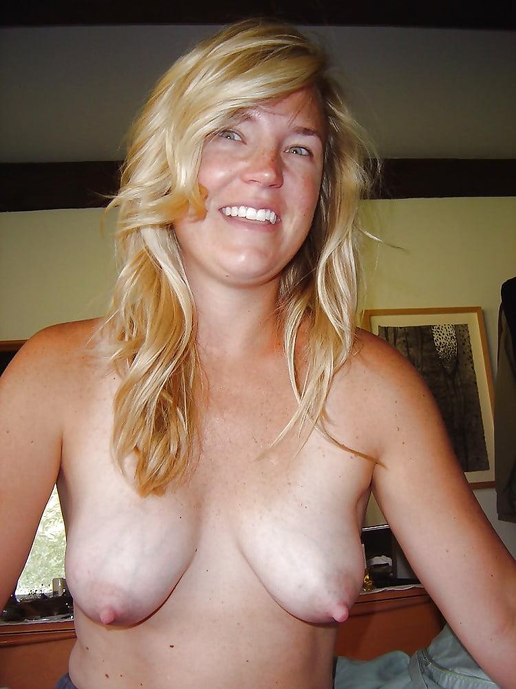 Amatuer milf hard nipples