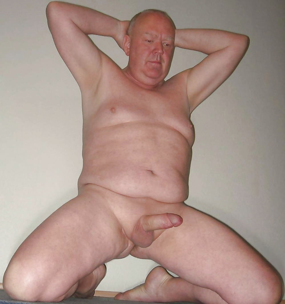 Толстые мужики голые