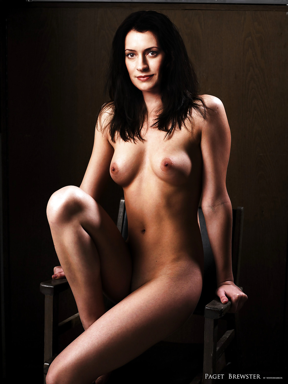 Stars Paget Brewster Nude Images Pics