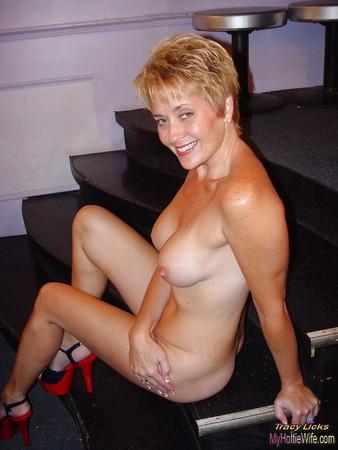 wife Tracy hottie