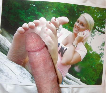 college feet Hot girl