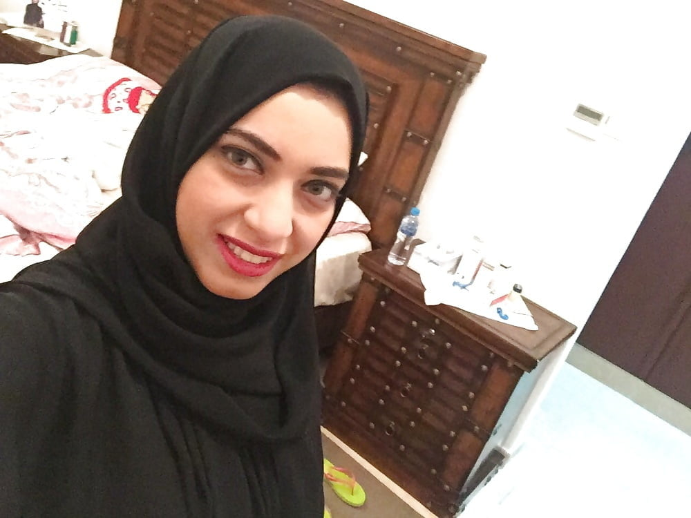Naughty and hairy Arab girl
