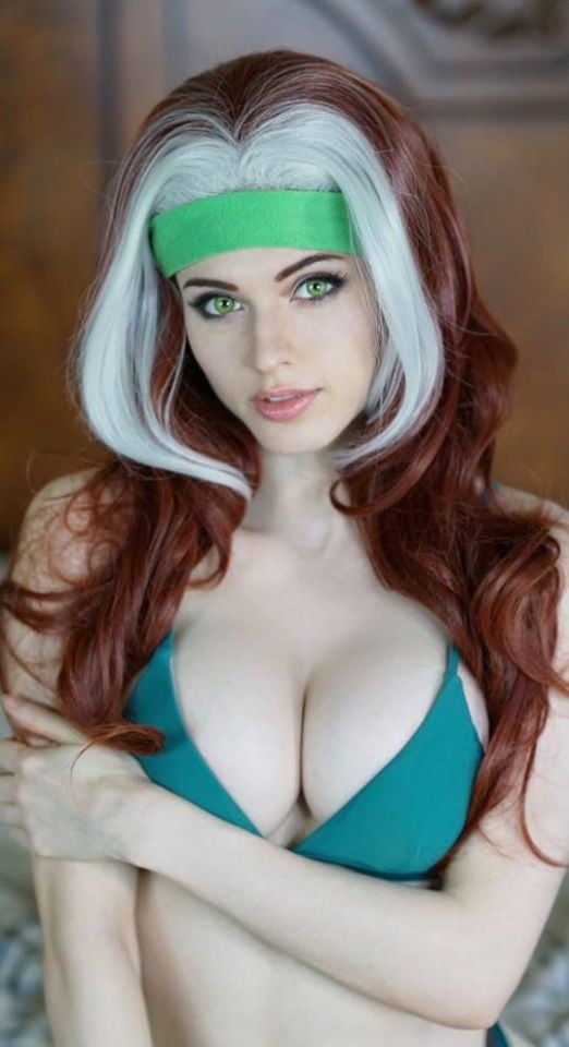 Kaitlyn Siragusa Amouranth Cosplay Model Follower Pornpros 1