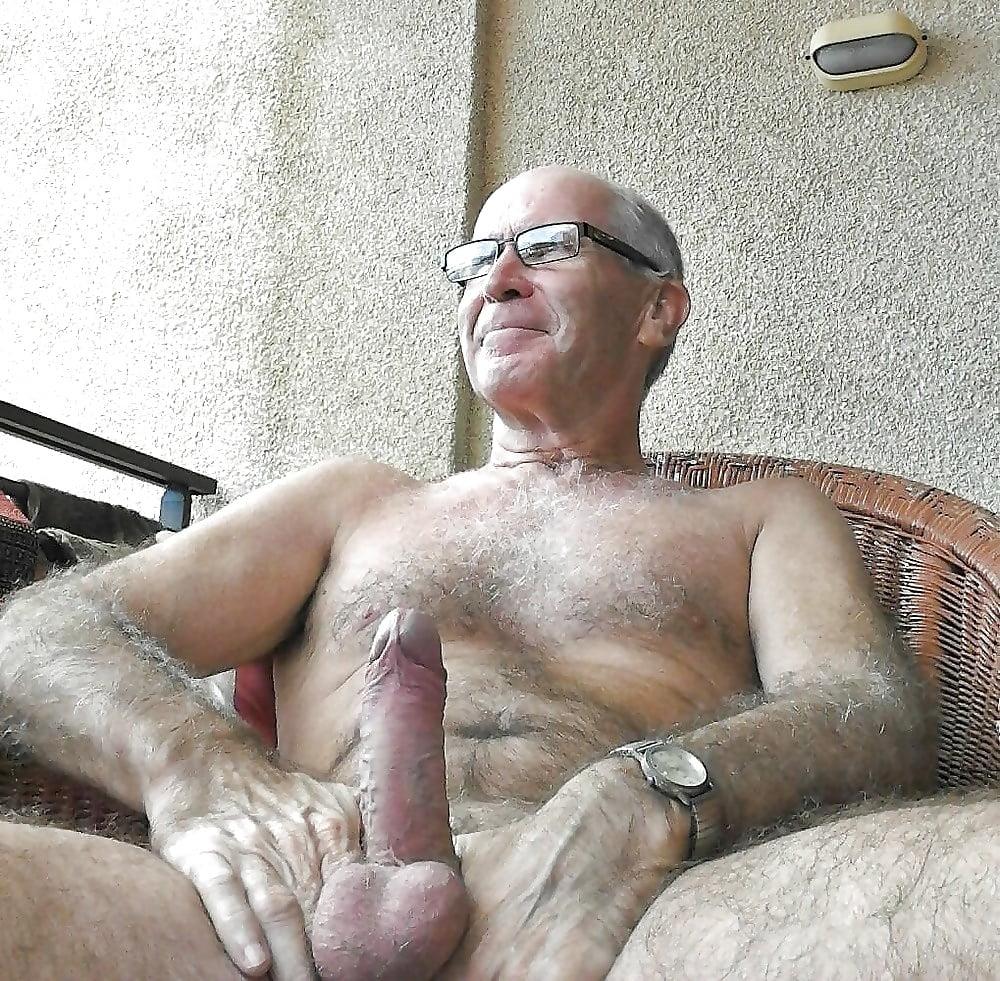 Very big dick older man