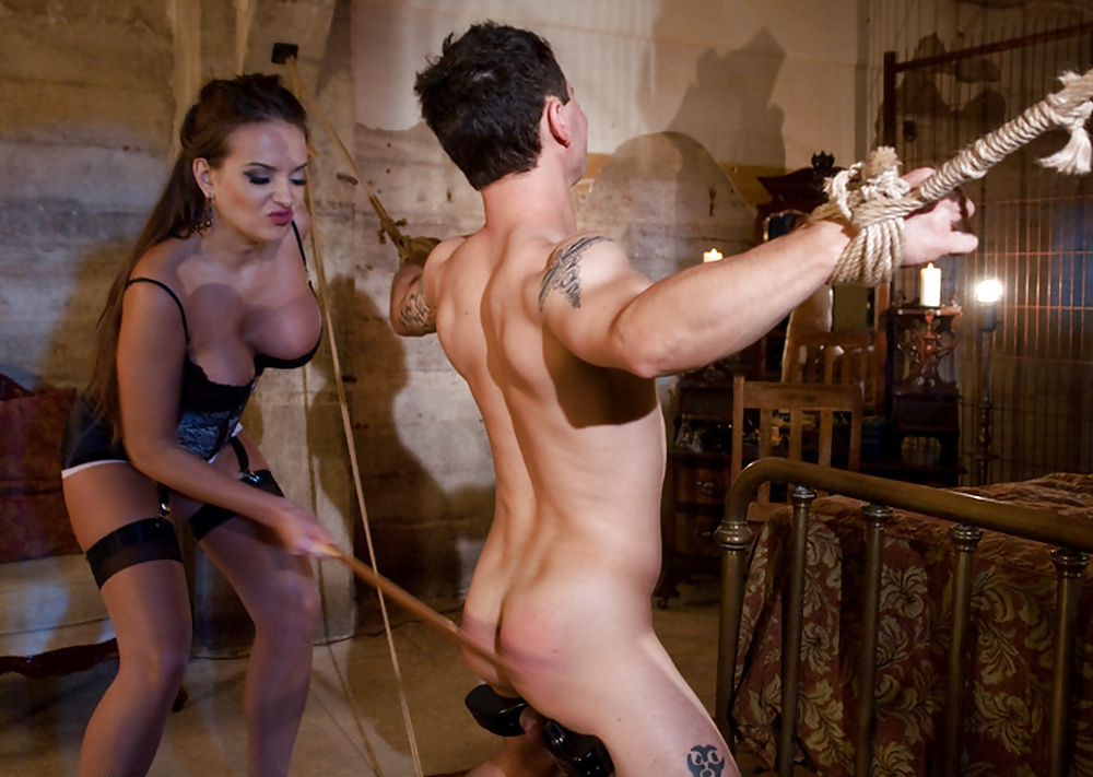 Japanese Cock Whipping