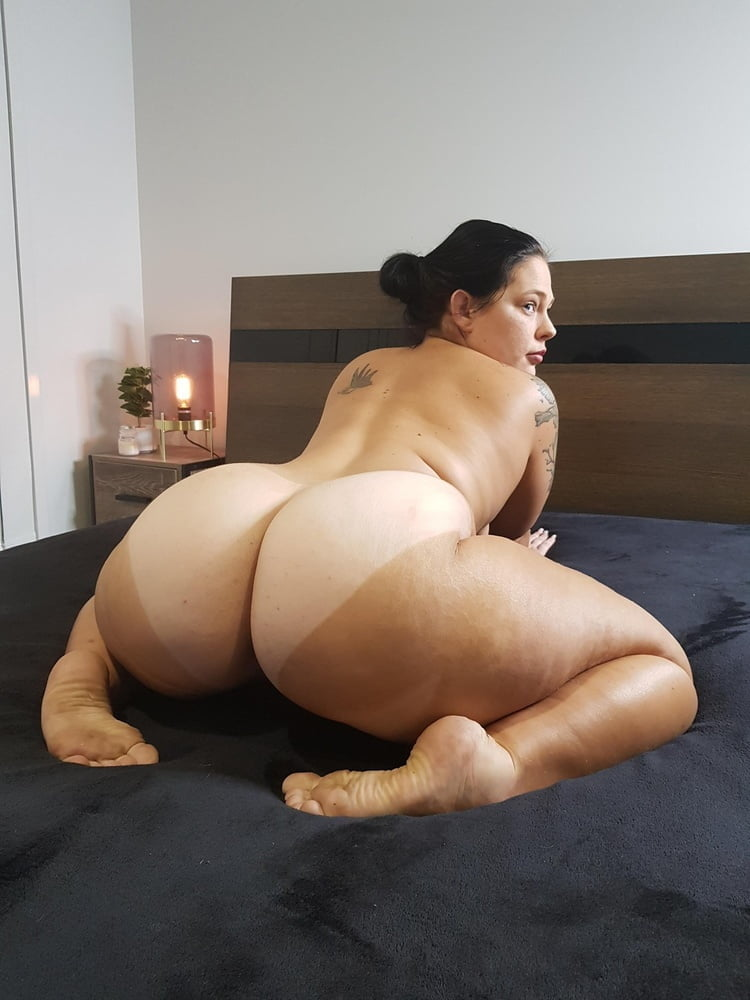 Wide Hips Fat Ass