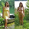 Dressed and undressed. Mostly MILFs