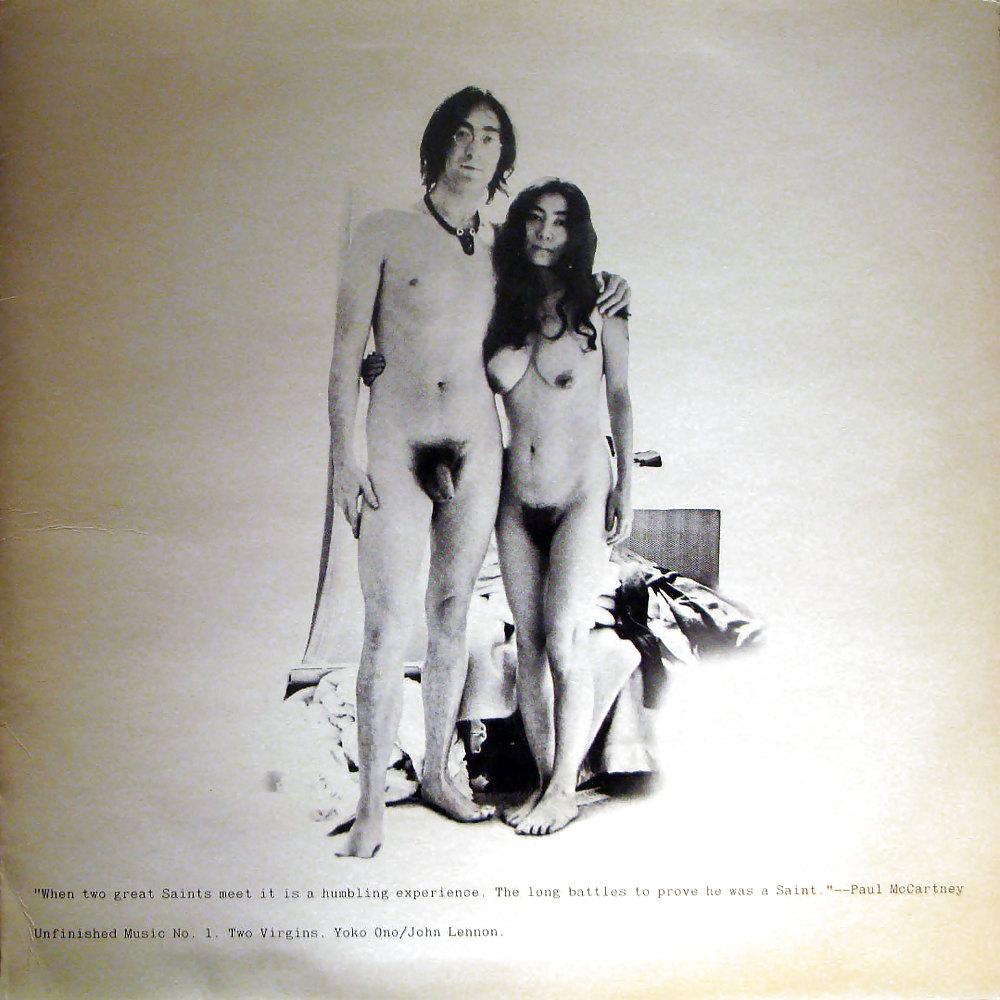 Yoko ono sex scene imagine