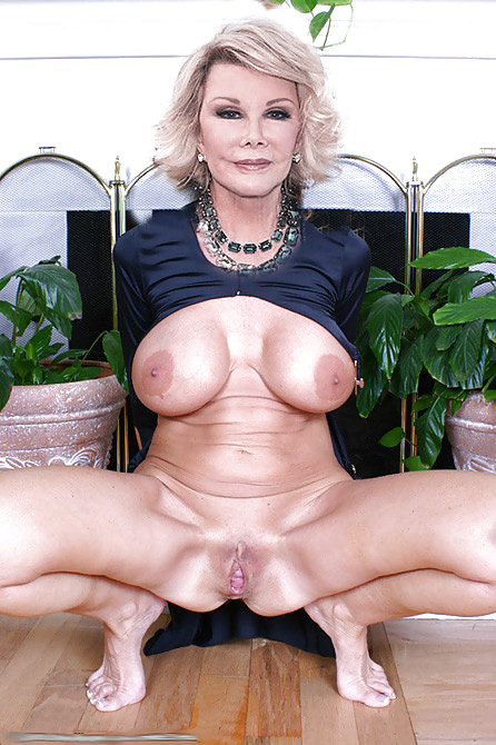 Joan rivers nude sex