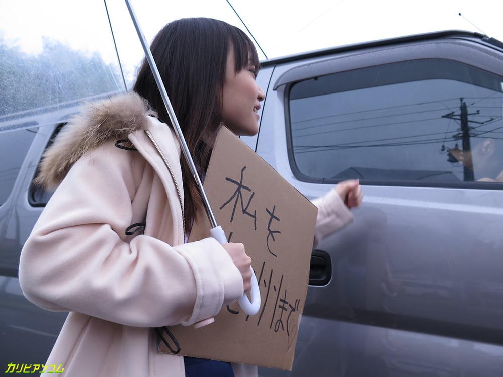 Mikoto Mochida :: Hooty Booby Hitchhike - CARIBBEANCOM - 40 Pics