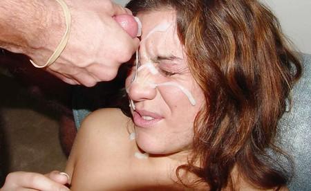 Amateur Unwanted Facial PussySpace 1